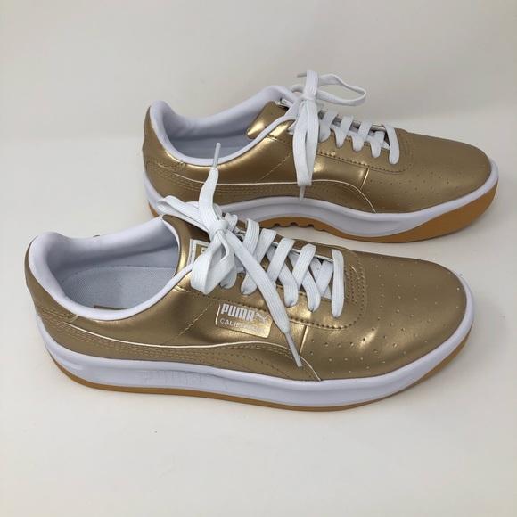 65b4814017 PUMA California Metallic JR Sneaker